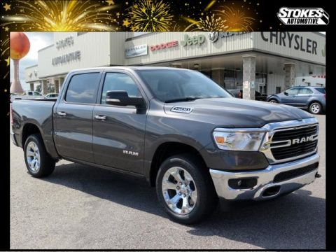 New 2020 RAM 1500 Big Horn/Lone Star 4x4 Crew Cab