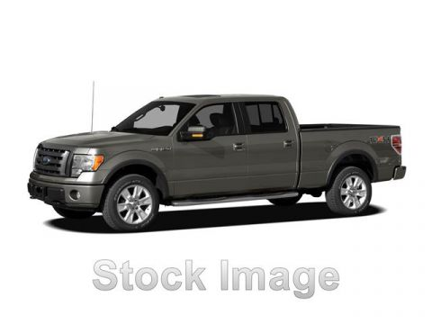 Pre-Owned 2011 Ford F-150 XLT Rear Wheel Drive Short Bed