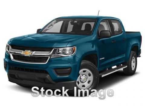 2019 Chevrolet Colorado 4WD WORK T