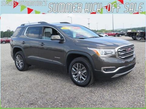Pre-Owned 2019 GMC Acadia SLT Front Wheel Drive SUV