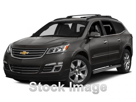 Pre-Owned 2013 Chevrolet Traverse LTZ Front Wheel Drive Sport Utility