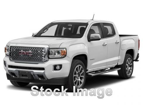 Pre-Owned 2019 GMC Canyon 4WD DENALI Four Wheel Drive Denali 4x4 Crew Cab 5 ft. box 128.3 in. WB