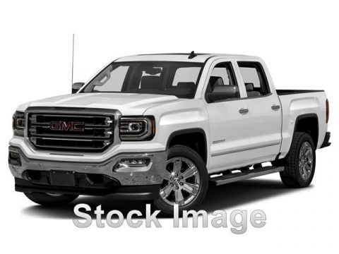 Pre-Owned 2017 GMC Sierra 1500 SLT Four Wheel Drive Short Bed