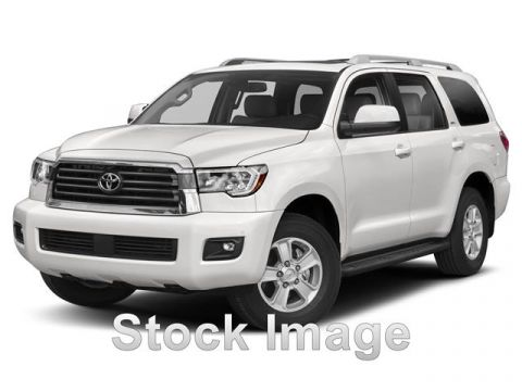 Pre-Owned 2018 Toyota Sequoia SR5 Four Wheel Drive SUV