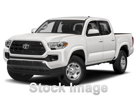 Pre-Owned 2018 Toyota Tacoma SR Rear Wheel Drive SR (A6) 4x2 Double Cab 127.4 in. WB