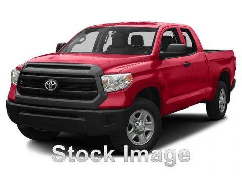 Pre-Owned 2017 Toyota Tundra SR Rear Wheel Drive SR 4.6L V8 4x2 Double Cab 6.6 ft. box 145.7 in. WB