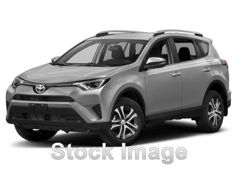 Pre-Owned 2017 Toyota RAV4 XLE Front Wheel Drive XLE 4dr Front-wheel Drive